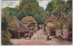 Torquay, Cockington Forge, Devon, England Devon England, Cornwall England, Devon Holidays, British Country, South Devon, English Village, Devon And Cornwall, Dartmoor, Local History