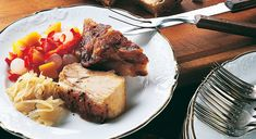 Panna Cotta, Pork, Meat, Ribe, Kale Stir Fry, Dulce De Leche, Pork Chops