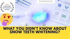 Unbiased Snow Teeth Whitening Review – Could It Be A Scam? Teeth Whitening, Snow, Videos, Check, Youtube, Tooth Bleaching, Youtubers, Video Clip, Eyes