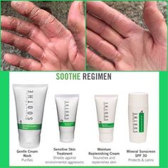 Over worked hands? Rodan and Fields Soothe can help dry, cracked and callused hands! Men need skin care too! 60 day money back guarantee! Kassieanne.myrandf.com