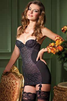Midnight Love Chemise - $48.95 #lingerie #romanticgifts #giftsforher