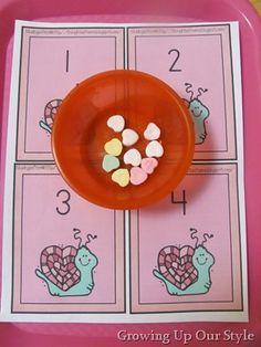 Preschool valentines day ideas