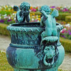 Garden urn - Flickr: Search