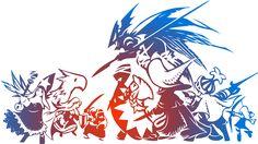FFT: War of the Lions logo by eldi13 on deviantART