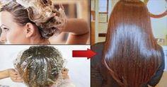 Aplique isto no seu cabelo e espere alguns minutos - os efeitos vão surpreender você! | Cura pela Natureza