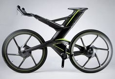 Cannondale's cutting-edge chainless CERV bike transforms as you ride it!