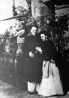 Frida Kahlo (Mexican, 1907-1954) Diego Rivera