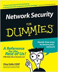 Network Security For Dummies - eBook (usually $22.99) FREE until January 1st! free