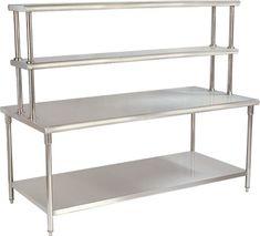 29 best stainless steel bench images on pinterest kitchen bench kitchen yx h30 2 stainless steel catering equipment work table regarding inspirations 13 watchthetrailerfo