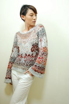 Raglan Sweater by ivy.leo, via Flickr