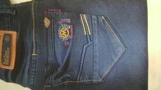 Denim Jeans Men, Jeans Pants, Patterned Jeans, Ankle Jeans, Dark Denim, Joggers, Mens Fashion, Tops, Straight Trousers