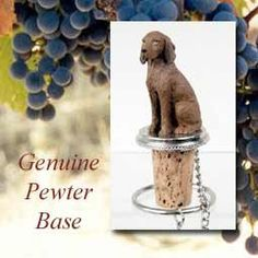 Vizsla Wine Bottle Stopper DTB97 * Check this awesome product by going to the link at the image.