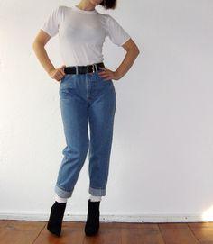 jeans wrangler original vintage 70er 80er jahre high. Black Bedroom Furniture Sets. Home Design Ideas