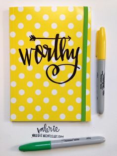"""NEW PRODUCT JUST ADDED... """"Worthy"""" Jesus Journal. Order yours today at valeriewienersart.com!"""