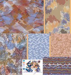 Home - Textile Design Lab Textile Pattern Design, Textile Patterns, Textiles, Design Lab, Student Work, Home Textile, Surface Design, New Work, Challenges