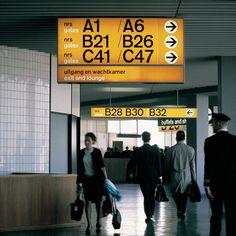 Benno Wissing, визуальная навигация аэропорта, 1967