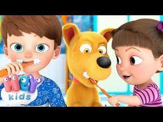 Tak Właśnie - Mycie Zębów piosenka dla dzieci   HeyKids po polsku - YouTube Pet Rocks, Kids Songs, Pikachu, Education, Youtube, Pets, Character, Songs, Nursery Songs