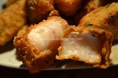 Poissons Frits Marinés © Ana Luthi http://www.l-eaualabouche.com/article-poissons-frits-marines-117278629.html