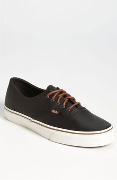 Vans 'Cali - Authentic Decon' Leather Sneaker (Men) available at #Nordstrom