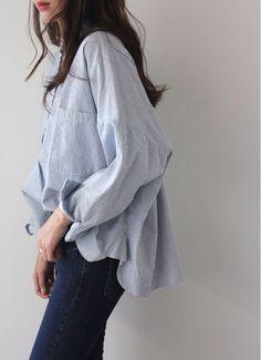 Photo (Death by Elocution) - Kleidung online kaufen Korean Fashion Minimal, Asian Fashion, Look Fashion, Fashion Outfits, Womens Fashion, Casual Outfits, Fashion Weeks, Fashion Photo, Winter Fashion