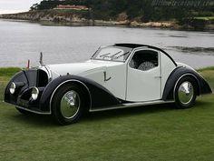 1934 Voisin TP C27 Aerosport Coupe, Plus 100s of Classic Cars   http://www.pinterest.com/njestates/cars/ Thanks to http://www.njestates.net/