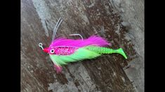 Trout Thumper Swim Bugg: Tying Instructions and Fishing Tips
