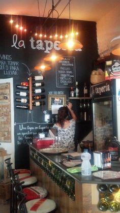 Ambiente La Taperia - Restaurantes Espanhóis em Salvador - Bares em Salvador - Onde Comer em Salvador