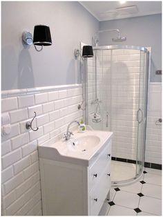 łazienka retro z kabiną - Szukaj w Google