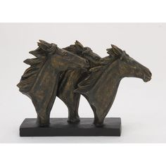 Benzara Smart Ps Horse Sculpture