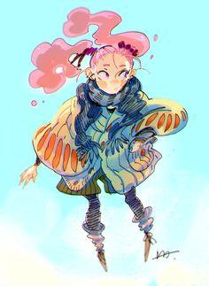 Art by Huangh Chern* • Blog/Website | (www.huangh64.deviantart.com) ★…