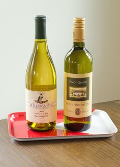 Do you ever wonder why some wine bottles say Pinot Gris and others Pinot Grigio? Is there a difference? And should you prefer one to the other?