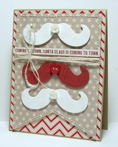 Santa Claus is Coming to Town by Miss Minx - Cards and Paper Crafts at Splitcoaststampers