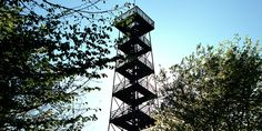 Eschenbergturm - Winterthur (en) Nappy Trail. 1km. Close to Bruderhaus Wildlife Park.