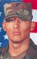 Army Sgt. Israel Devora Garcia  Died April 1, 2006 Serving During Operation Iraqi Freedom  23, of Clint, Texas; assigned to the 2nd Battalion, 6th Infantry, 2nd Brigade Combat Team, 1st Armored Division, Baumholder, Germany; killed April 1 when an improvised explosive device detonated while he was conducting a dismounted patrol in Baghdad.