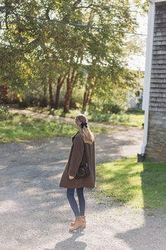 Jess Ann Kirby wears