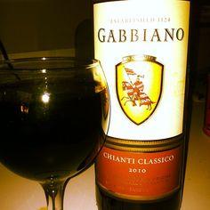 #chianticlassico Gabbiano #wine