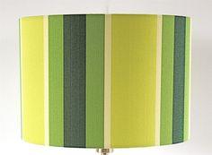 Groene lampenkap limoengroen grasgroen donkergroen door kleurstudio