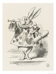 Sir John Tenniel was a master illustrator, engravings of his pen and ink drawings are amazing. He was a contemporary of CS Lewis and of course the talented hand in the Alice in Wonderland books plus more.