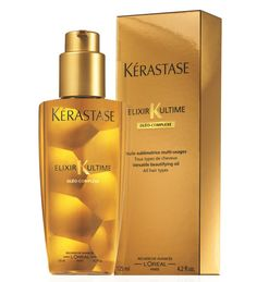 Kerastase Elixir Ultime Oleo-Complexe Versatile Beautifying Oil 125 ml