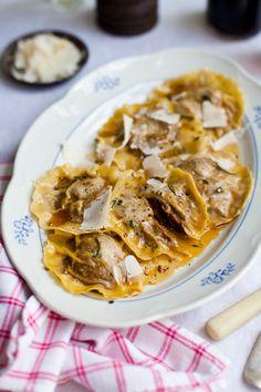 Ravioli, Irish Beef, Wontons, Little Italy, Tortellini, Polenta, Gnocchi, Pasta Dishes, Fine Dining