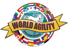From the to the of May in Belgium will be held the World Agility Open The second edition of this new Agility World Championship. Dog Agility, World Championship, Logos, Sports, News, World, The Selection, Hs Sports, World Cup