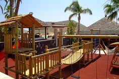 Kids area at the Regency Country Club... // Zona Infantil en el Regency Country Club... #tenerife #hotel #apartments #suites