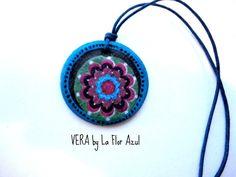 Collezione Chicas Collana Vera di La Flor Azul  su DaWanda.com