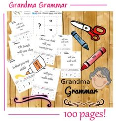 Scissors and Glue!! Applying grammar knowledge in this fun activity is the task students must accomplish. Can be used for introduction or for practice.