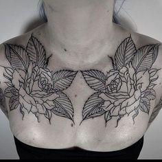 Tatuagens no Peito 19