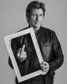 I will not bond. I will not share. I refuse to nurture.  Denis Leary