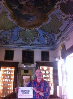 Pa-Palazzo Asmundo #invasionecompiuta #invasionidigitali #siciliainvasa2015