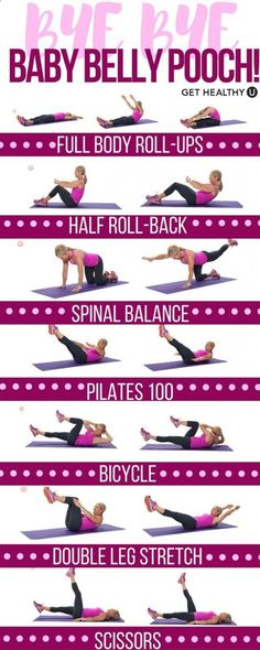 Postpartum Pilates Core Workout Time for mom to get strong! Blast away that baby belly pooch with these killer Pilates exercises that strengthen your core and tone your entire body. This is the perfect nap time low-impact workout, a Pilates Training, Pilates Workout, Fitness Workouts, At Home Workouts, Fitness Motivation, Core Pilates, Workout Diet, Yoga Fitness, Ab Workouts