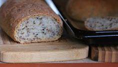 Domogród: Chleb z ziarnem najsmaczniejszy jak łatwo zrobić