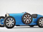 1927 Bugatti Type 35B Paper Car Free Vehicle Paper Model Download
